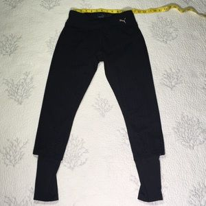 Black puma dry sell leggings/yoga/workout pants